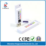 USB Flash Disk de 2GB Plastic com Color Printing