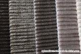 Tissus 100% de capitonnage à la maison de textile de polyester de velours de piste