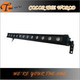 12 diodo emissor de luz Bar Light /Wall Washer Light do PCS 15W