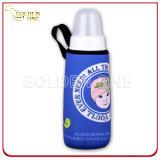 Симпатичный держатель бутылки ухода младенца процесса сублимации неопрена конструкции