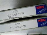 Rodamiento de rodillos cilíndrico del reborde del complemento completo de SKF Nj202 Nj203 Nj204