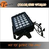 주조 알루미늄 방수 LED 단계 스포트라이트를 정지하십시오