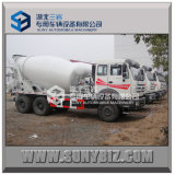 China Benz - Beiben - North Benz Ng80 8 Cbm Concrete Mixer Truck (Emission: Euro 2, Euro 3, Euro 4, Drive type: RHD, LHD)