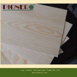1220X2440X18mm Teak Plywood met Decoration voor Irak