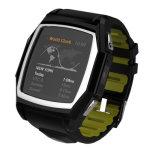 スポーツは反発汗させたバンドスマートな腕時計をスタイルを作る