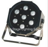 7X10W RGBW 4in1 PAR 64 Flat Mini LED Light