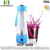 Портативная пластичная электрическая бутылка трасучки вортекса сока (HDP-0699)