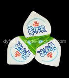 couvercles de papier d'aluminium de 68mm pour des baquets de yaourt de cachetage