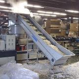 Wässernpelletisierung-Granulation-Maschinen-Extruder-Motor 110kw 300 kg/h