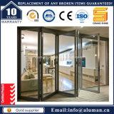Doppelverglasung-Außeninnenraum, der die 5 Panel-Schiebetür Bi-Faltet