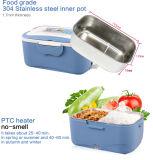 1.5L pp chauffant le cadre de déjeuner avec le bac intérieur d'acier inoxydable
