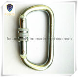 Alliage Climing D-Shaped Carabiner