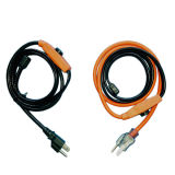 120V Factory Sale Electric Heating Pipe Cable