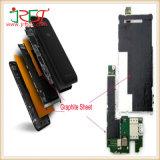 Термально проводной синтетический лист графита 0.5mm для мобильного телефона