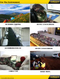 Mountaineering 야영 슬리핑백, 봄, 여름, 가을 위장 슬리핑백
