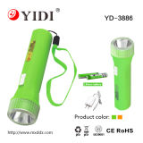 1W Handle Mini ABS Rechargeable LED Flashlight