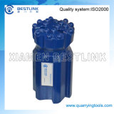 Insert quente Retrac Type Thread Button Bit para Quarry Drilling