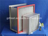 De alta temperatura de la resistencia de filtro de HEPA (HT)