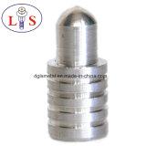 Штыри CNC алюминия цены по прейскуранту завода-изготовителя подвергая механической обработке в высоком качестве