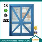 Porta composta estratificada do PVC para o projeto do hotel (WDHO45)