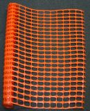 1 x 50 m Orange Safety Mesh Fence