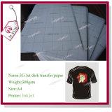 Heißer Verkauf! A4 3G Jet Dark Transfer Paper durch Mejorsub