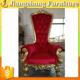 Elegante Koning Koningin Crown Chair (jc-K07)
