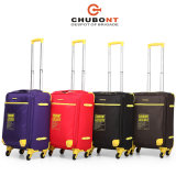 Paded LockのChubont High Qualitty Four Wheels Fashion Travel Luggage Set