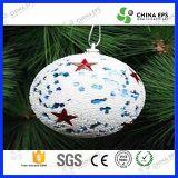 EPS de Ballen van het Storaxschuim van het Polystyreen van de Decoratie van de Kerstboom