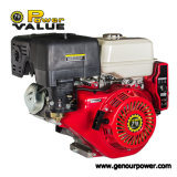 Motor Gasoline Petrol Engine 9.6kw 13HP Silent Portable Engine Long - funcionar Tempo Strong Power Generator Parte Zh390