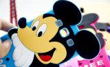Het Geval van de Telefoon van het Silicone van Mickey van de Ster van de manier voor het Geval van iPhone Beschermende Eerste Shell J1ace J2prime J5 J7 (xsd-060)