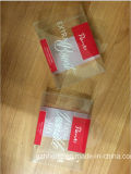 Caixa plástica da impressão desobstruída para os fones de ouvido (PP 014)