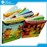 Impression de livre de panneau d'enfant de qualité en Chine