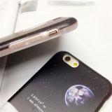 Творческое iPhone аргументы за пар мягкое TPU земли и луны