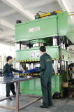 Puerta de acero de la puerta de madera roja del color del mejor precio de la exportación de China
