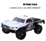 147734A-2,4 GHz 1-16 4WD RC Rally Truck