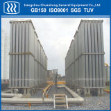 Vaporizer de alta pressão do argônio do nitrogênio do oxigênio líquido do LPG de GNL