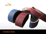 Jの重量の柔らかく適用範囲が広い紙やすりの布