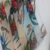 Напечатанная цифров ткань полиэфира для Одежды повелительницы