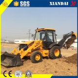 세륨 Approved Cummins Engine Backhoe Loader (4WD) Xd850