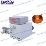 Máquina de enrollamiento de alambre espeso de bobina del solo eje de rotación anverso (SS861A)