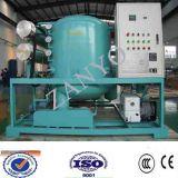 De dubbele Machine van de Reiniging van de Plantaardige olie van de Isolatie van Stadia Vacuüm