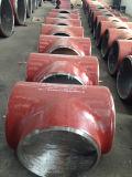 Guarniciones de la soldadura del acero de carbón iguales o que reducen la te