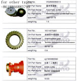 Sinotruck HOWO Truck Spare Parts Car Accessory Automatic Tensinoer Pulley