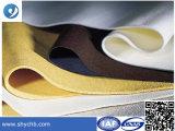 Мешок пылевого фильтра ткани P84 пылевого фильтра Polyimide