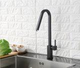 現代デザイン単一のレバー水蛇口の台所コック