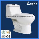250mm rugueux dans la toilette en céramique monopièce avec Saso/Ce