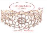 2017 горячее продавая полных ожерелье диаманта 8 сваривая кристаллический