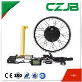 Kit elettrico poco costoso posteriore della bici di Czjb DIY 48V 1000W con la batteria