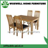 家具を食事する固体カシ木